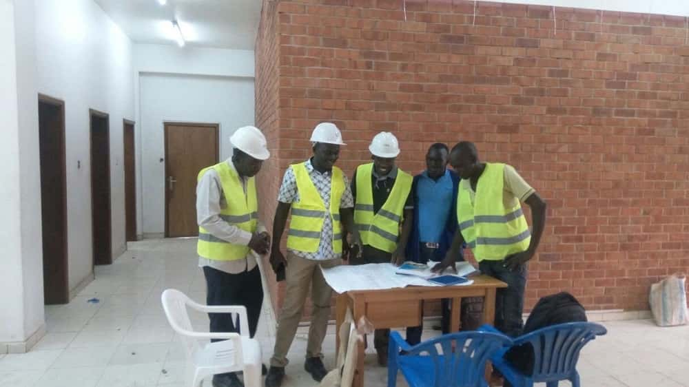 construction company profiles